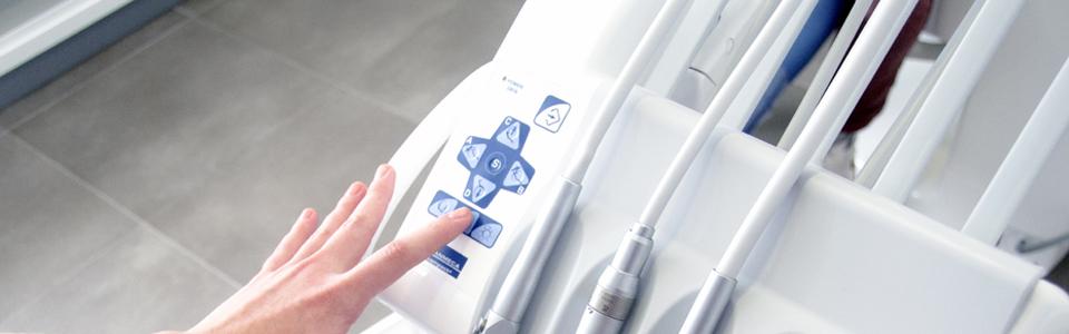 オールオンフォー 新しいインプラント治療を行う器具