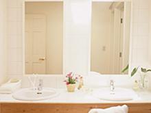 アフターケアの重要性 洗面台